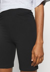 Noisy May - NMLAILA 2 PACK - Shorts - black - 4