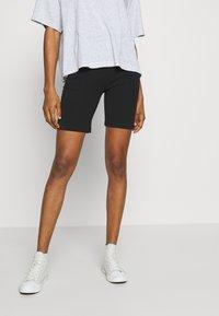 Noisy May - NMLAILA 2 PACK - Shorts - black - 0