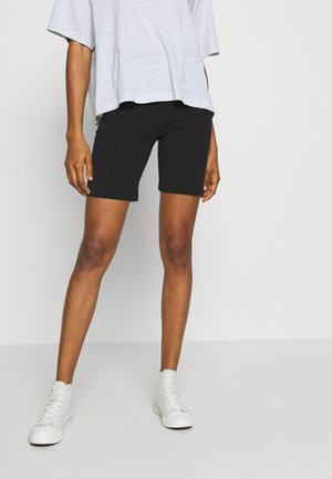 NMLAILA 2 PACK - Shorts - black