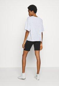 Noisy May - NMLAILA 2 PACK - Shorts - black - 2