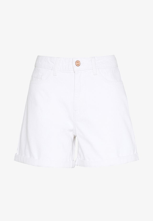 Shorts vaqueros - bright white