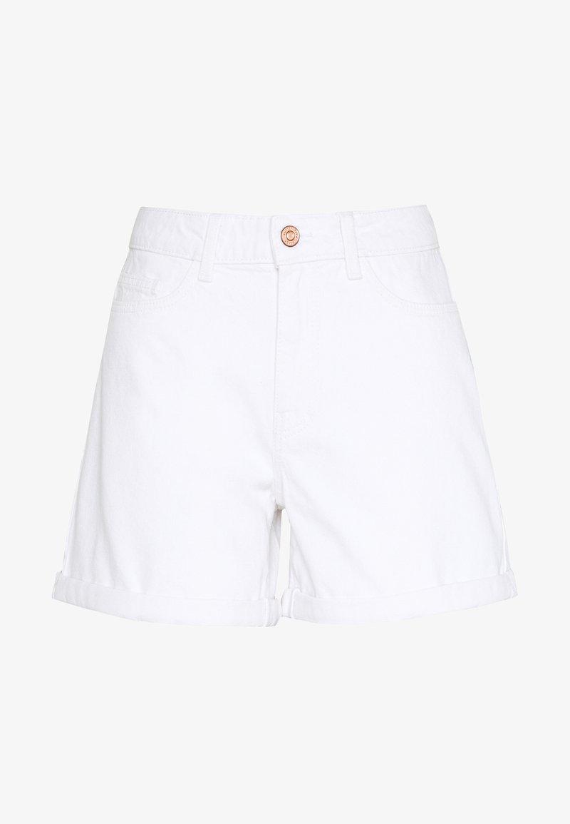 Noisy May - Jeansshorts - bright white