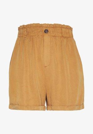 NMMARIA - Shorts - brown sugar