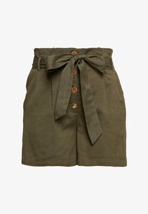 NMHIRAM  - Shorts - khaki