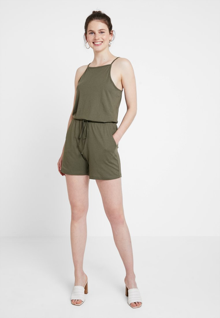 Noisy May - NMMAYDEN  - Jumpsuit - burnt olive