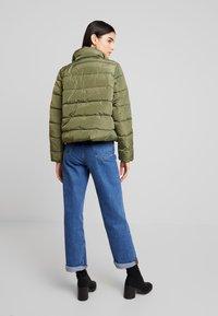 Noisy May - Zimní bunda - olivine - 2