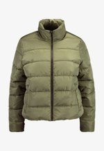 Zimní bunda - olivine
