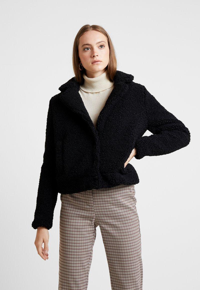 Noisy May - Winter jacket - black