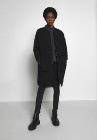 Noisy May - Zimní kabát - black - 1