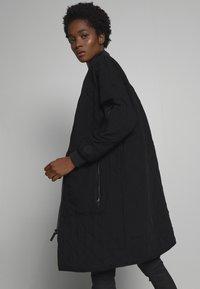 Noisy May - Winter coat - black - 3