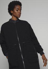 Noisy May - Zimní kabát - black - 4