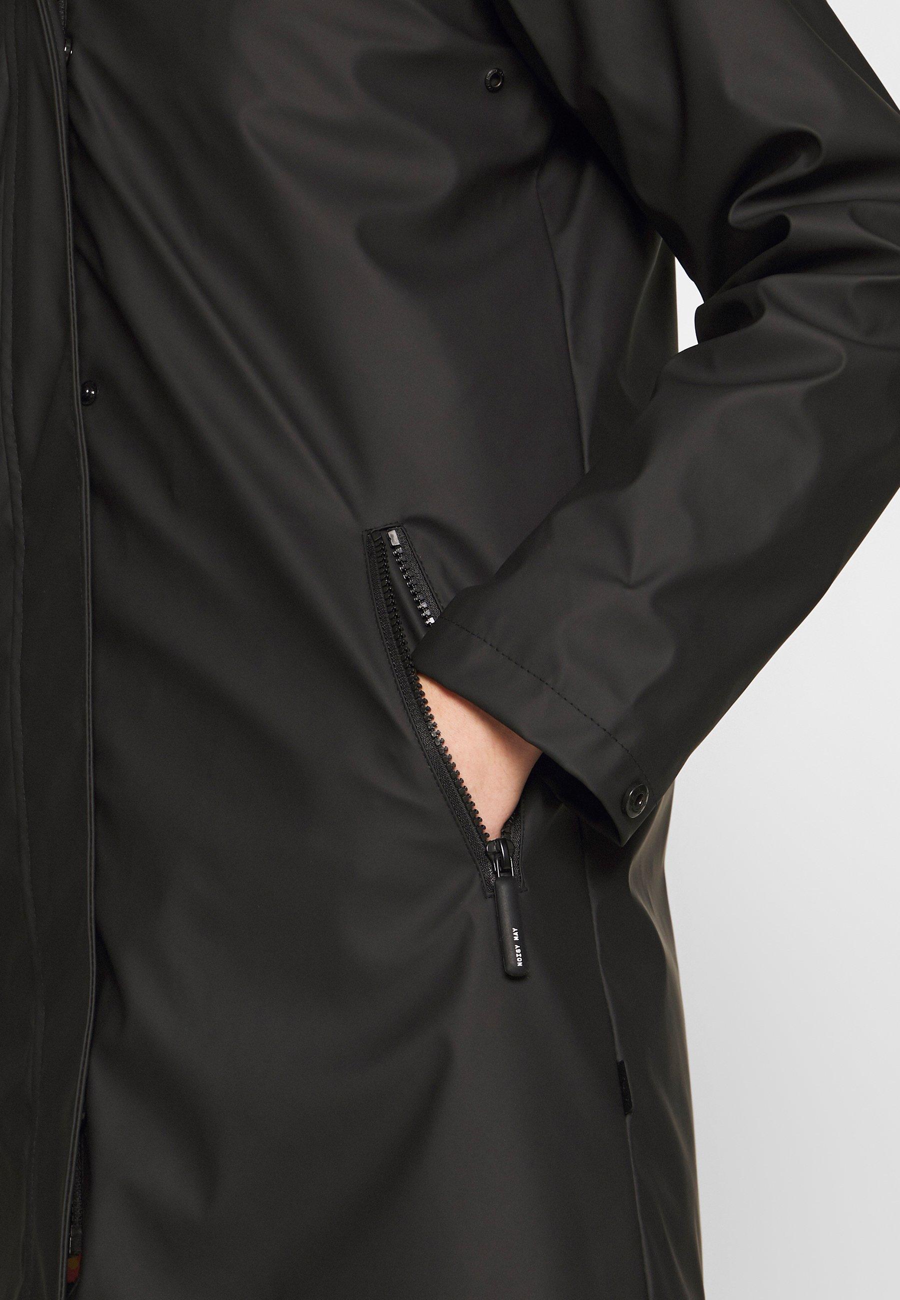 Noisy May Nmtronnes Jacket - Parkas Black