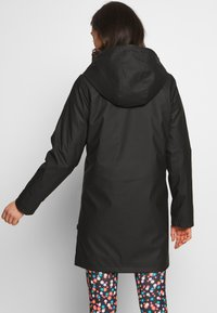 Noisy May - NMTRONNES JACKET - Parkas - black - 2