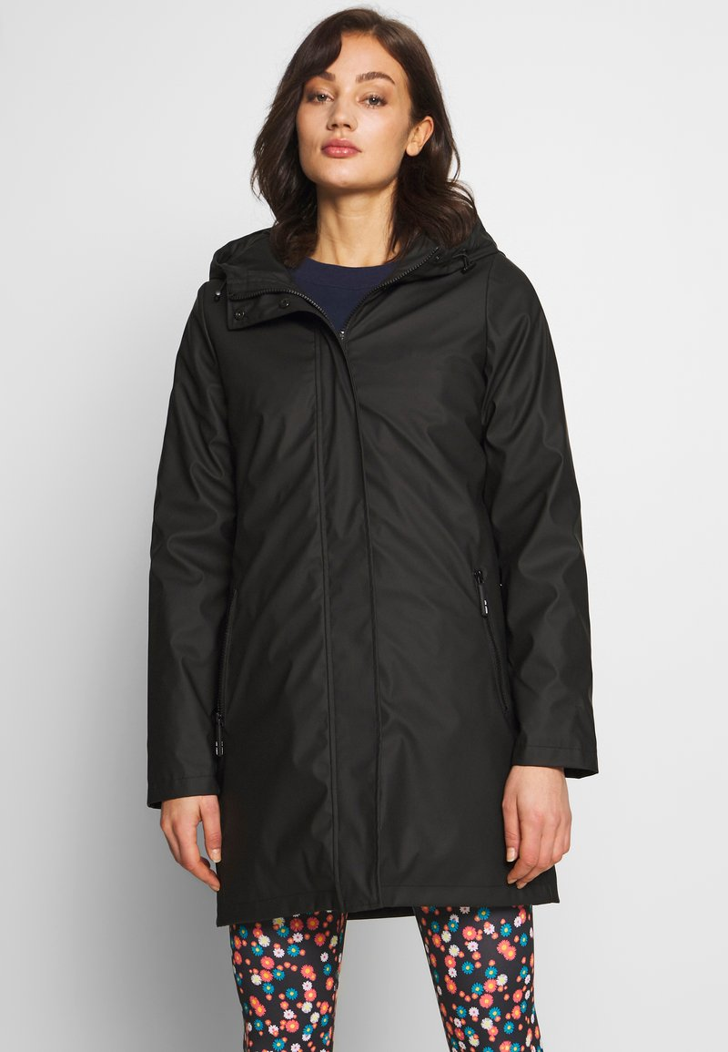 Noisy May - NMTRONNES JACKET - Parkas - black