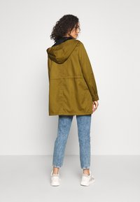 Noisy May - NMDREW LONG JACKET - Parkatakki - plantation - 2