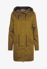 Noisy May - NMDREW LONG JACKET - Parkatakki - plantation - 4