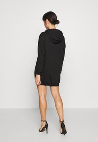 Noisy May Petite - NMHATTIE DRESS - Kjole - black - 2