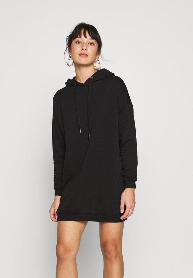 NMHATTIE DRESS - Vapaa-ajan mekko - black