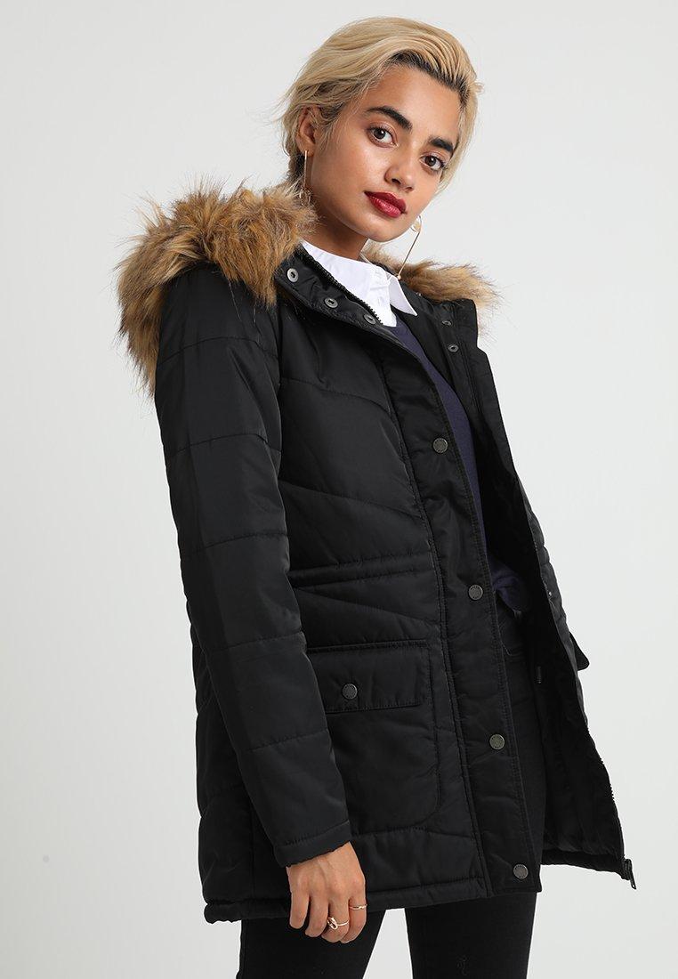 Noisy May Petite - NMSIMONA - Winter coat - black