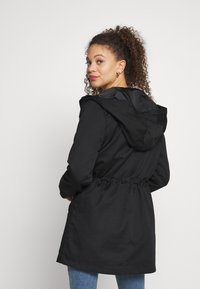Noisy May Petite - NMDREW  - Parka - black - 2