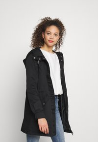Noisy May Petite - NMDREW  - Parka - black - 0