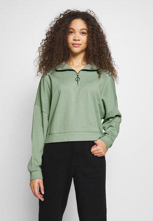 NMHALLY  - Sweatshirt - jadeite