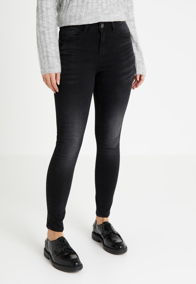 NMLEXI - Jeans Skinny Fit - black