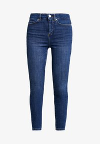 Noisy May Petite - NMCALLIE - Skinny džíny - medium blue denim - 4