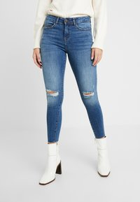 Noisy May Petite - NMLUCY - Jeans Skinny Fit - medium blue denim - 2