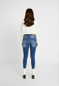 Noisy May Petite - NMLUCY - Jeans Skinny Fit - medium blue denim - 3
