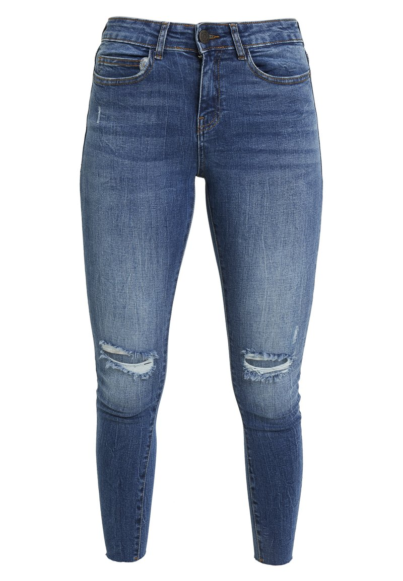 Noisy May Petite - NMLUCY - Jeans Skinny Fit - medium blue denim