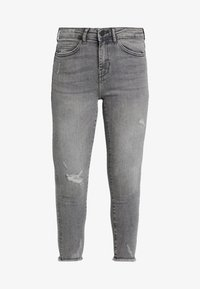Noisy May Petite - NMLUCY - Jeans Skinny Fit - light grey denim - 4