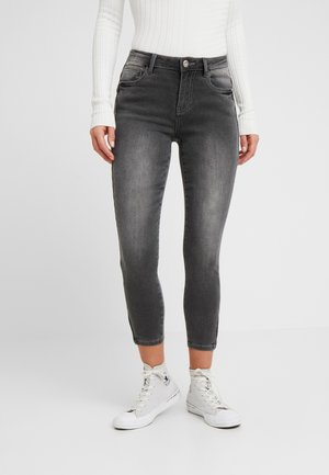 NMKIMMY SOFT - Jeans Skinny Fit - medium grey denim