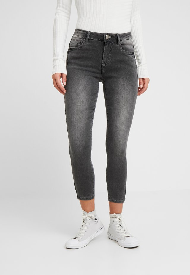 NMKIMMY SOFT - Jeans Skinny Fit - medium grey denim