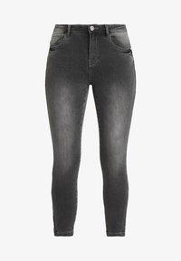 Noisy May Petite - NMKIMMY SOFT - Jeans Skinny Fit - medium grey denim - 4