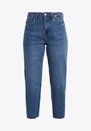 SLIM STRGHT - Jeans straight leg - medium blue denim