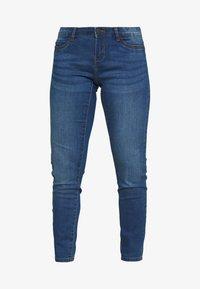 Noisy May Petite - Jeans Skinny Fit - medium blue denim - 3