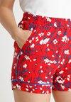 Noisy May Petite - NMCLARA - Shorts - poppy red