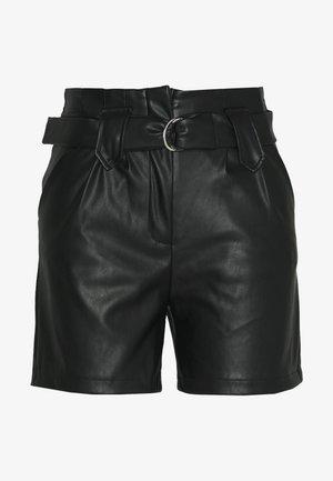 NMMILLA  - Shorts - black
