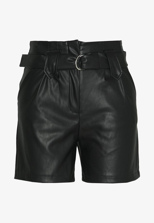 NMMILLA  - Shorts - black