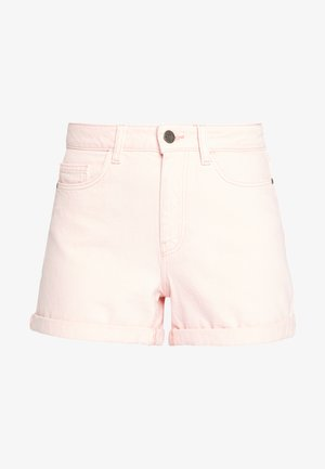 NMSMILEY - Shorts - silver pink