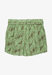 Noisy May Petite - NMFLORA - Shorts - kalamata/green ash - 1