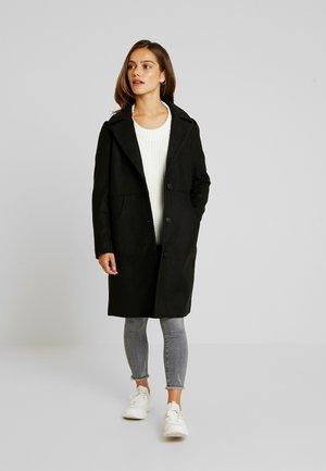 CLAUDIA PETITE - Classic coat - black