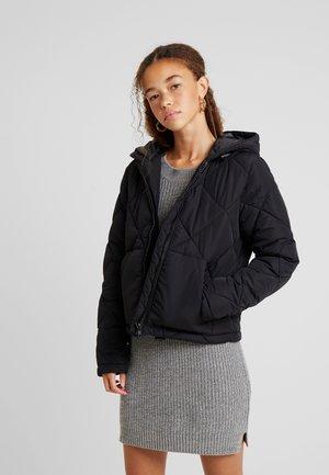 NMMALCOM JACKET - Lehká bunda - black