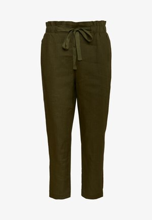 ESSENTIAL - Pantalon classique - winter moss