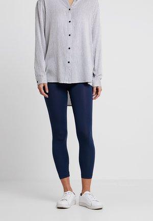 BASIC - Leggings - dress blues