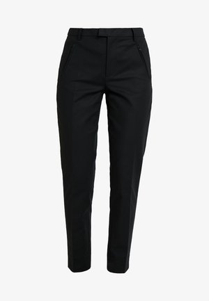 BASIC STRETCH - Pantaloni - black