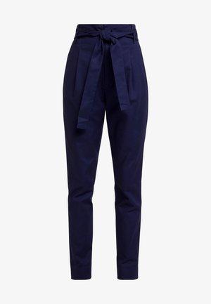 ESSENTIAL STRETCH - Pantalon classique - peacoat