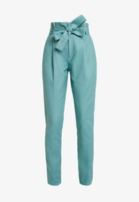 Noa Noa - ESSENTIAL STRETCH - Trousers - arctic - 4