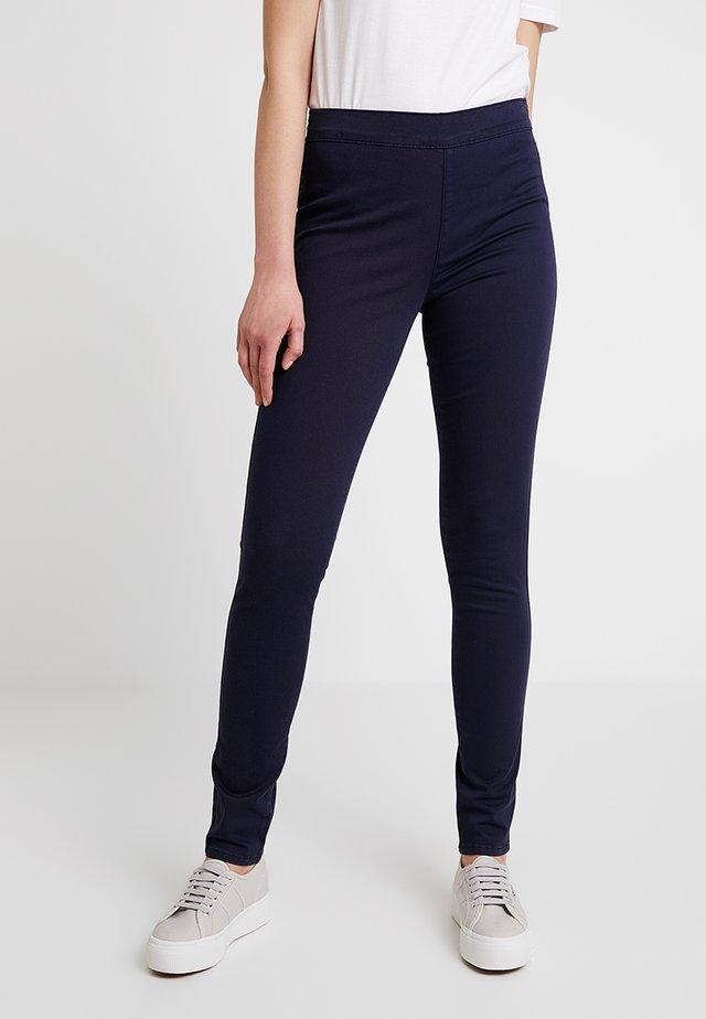 BASIC - Leggings - Hosen - peacoat